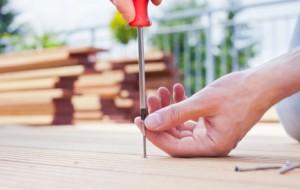 how to repair your buckled hardwood flooring
