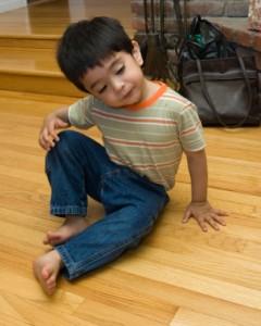 interlocking hardwood floors and how they work