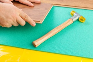 Installing Underlayment Matters For Laminate Flooring