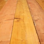 Can you nail hardwood flooring to a chipwood subfloor?