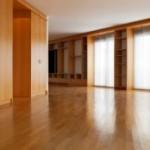 How would rustic hardwood flooring look in my home?