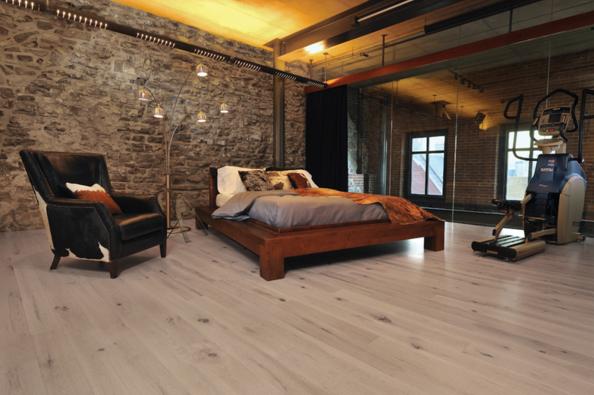 San Diego Oak Floor