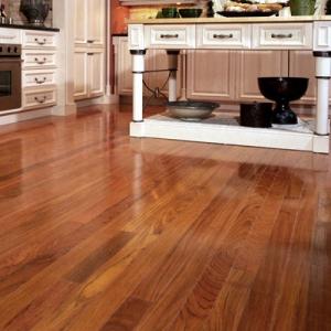 Brazilian Cherry Prefinished Hardwood Flooring