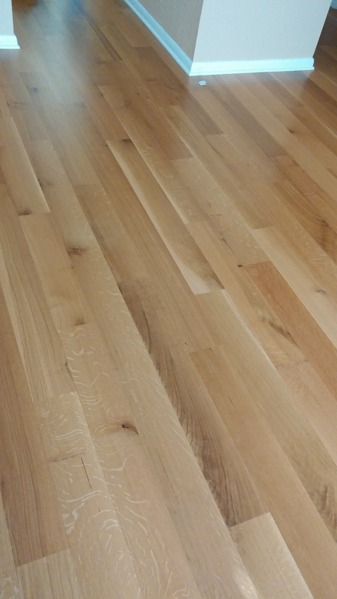 edge square finished cross products flooring grade section oak seamless floor mixed unfinished engineered