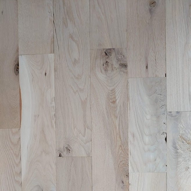 5 Inch White Oak #3 Common Cabin Grade Flooring