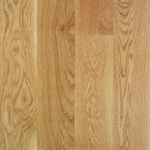 Engineered Unfinished White Oak