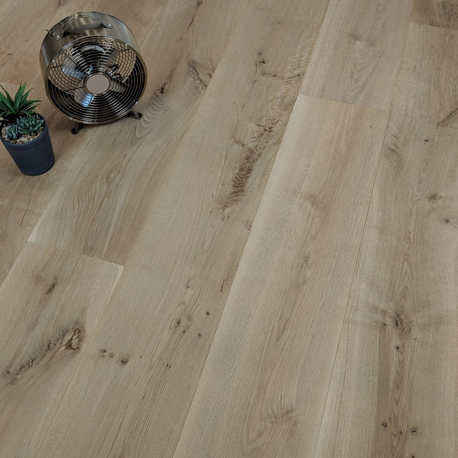 5 Inch Unfinished White Oak Flooring Solid Wood Floors
