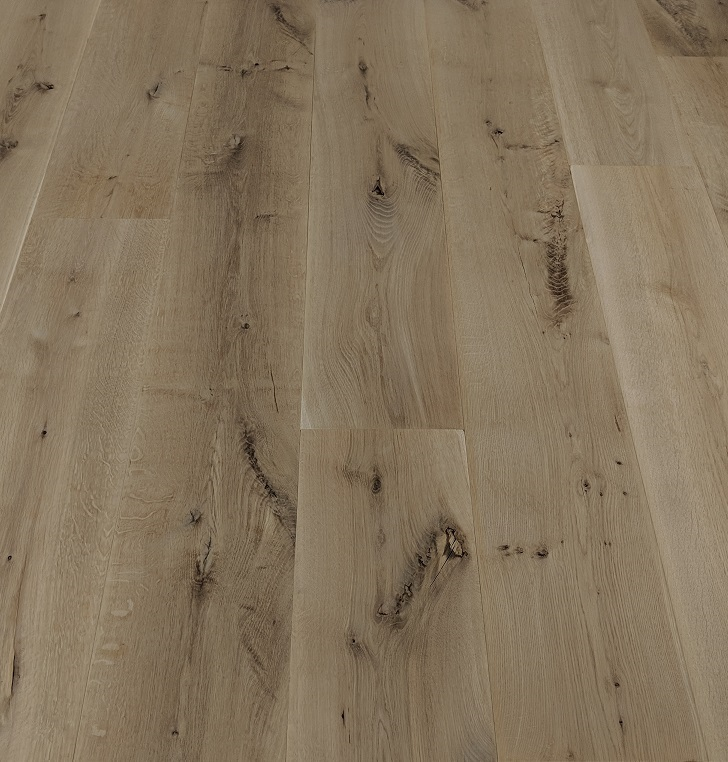 8 Inch Unfinished Solid Live Sawn White Oak Flooring