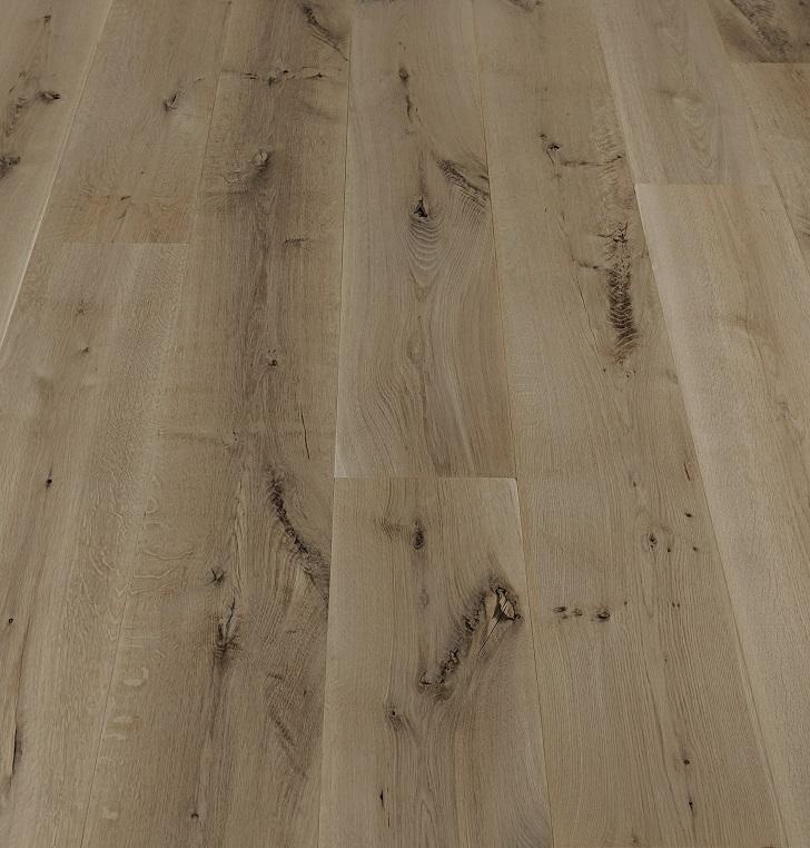 8 Inch White Oak Flooring Unfinished Solid Hardwood Floors