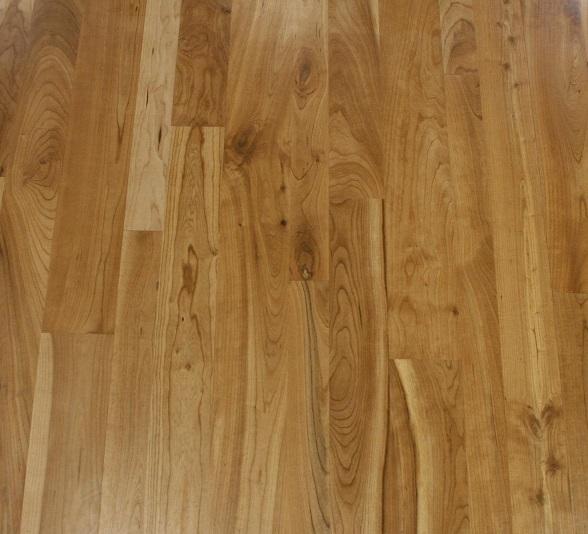 Solid 1 Common American Cherry Flooring