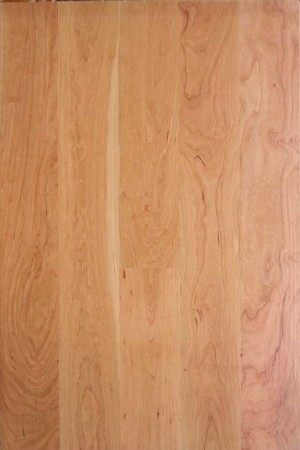 "1 1/2"" Solid Unfinished American Cherry Flooring"