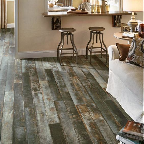 Armstrong Architectural Remnants Azure Mist L6633 Laminate Flooring