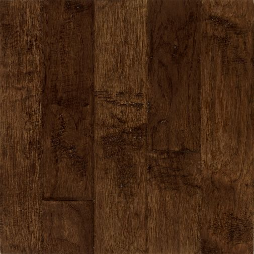 "Bruce Frontier Handscraped 3/8"" x 5"" Bison Hickory - $4.10 Per Square ..."