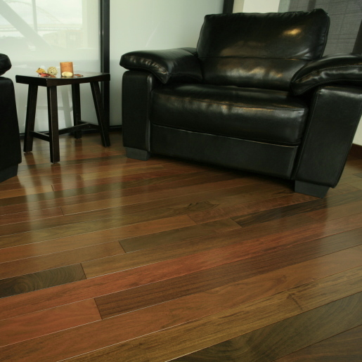 Brazilian Walnut / Ipe Flooring