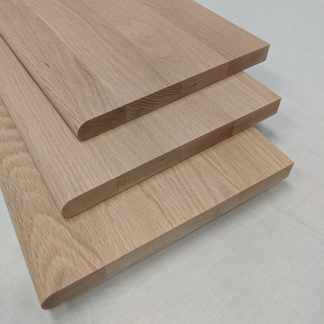 Red Oak Stair Treads & Risers
