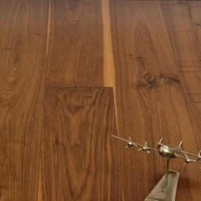 Prefinished Solid Walnut Flooring