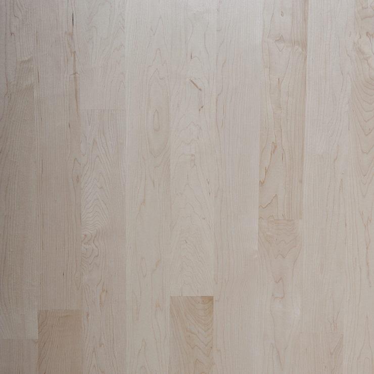 4 Clear White Maple Unfinished Hardwood