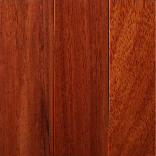 Unfinished Engineered Santos Mahogany Flooring