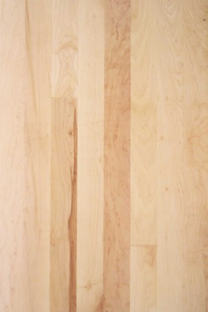 "1 1/2"" Solid Unfinished Maple flooring"
