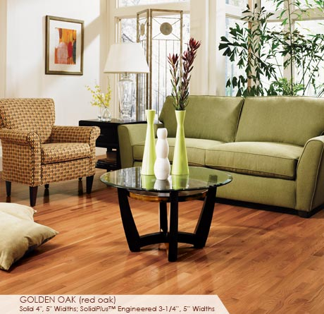 Somerset Color Plank Golden Oak 4