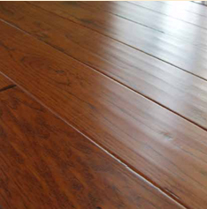 Pub House Hand Scraped Prefinished Solid Flooring