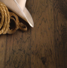 Saloon Series Hand Scraped Engineered Hickory