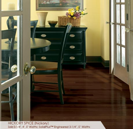 Somerset Specialty Engineered Hickory Spice 3 1/4
