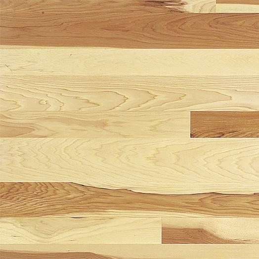 4 Inch Select & Better Hickory Flooring