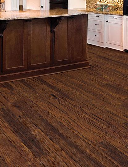 3 12 6 12 Distressed Chestnut Hickory Home Legend Flooring