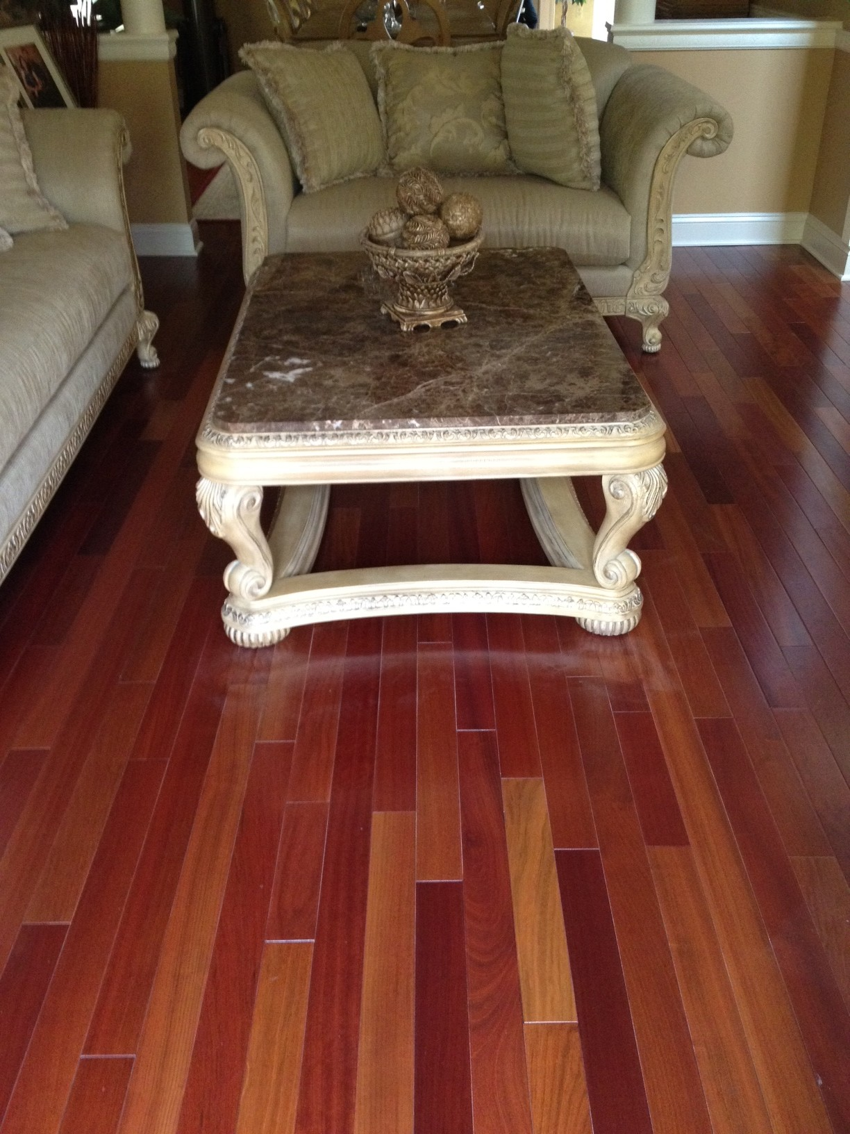 Brazilian Cherry Flooring