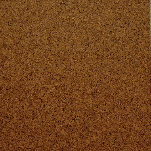 WE Cork Classic Collection Tiles Medium Shade Waxed