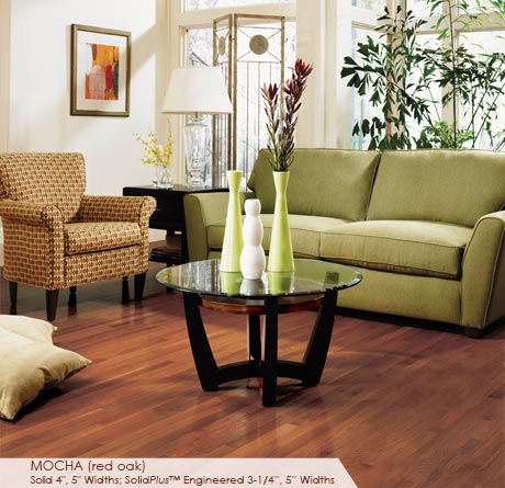 Somerset Color Plank Mocha 4