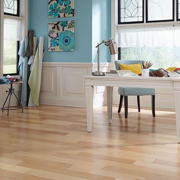 3 Maple Natural Hillshire Mullican Hardwood Flooring