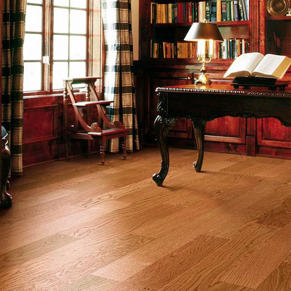 5 Oak Gunstock Hillshire Hardwood Mullican Flooring