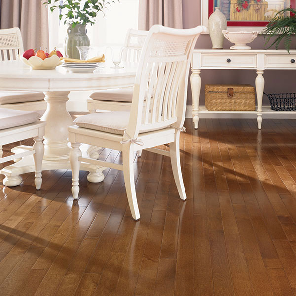 5 Maple Autumn Muirfield Mullican Solid Flooring