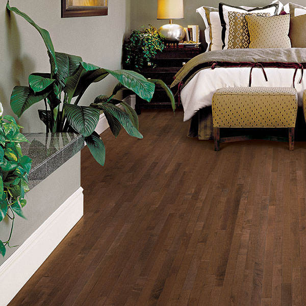3 Maple Cappuccino Muirfield Mullican Flooring