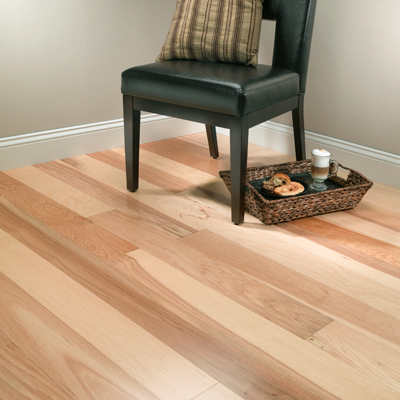 5 Quot Hickory Natural Mullican Ridgecrest Engineered