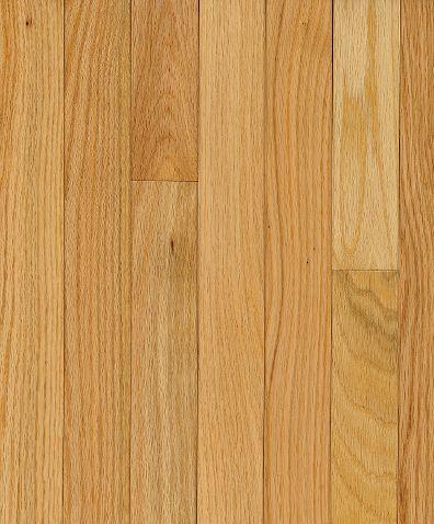 2 1 4 Quot Natural Red Oak Bruce Hardwood Floor Solid