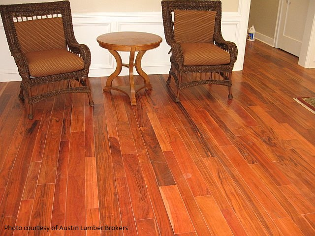 Patagonian Rosewood Flooring Prefinished Exotic Floors