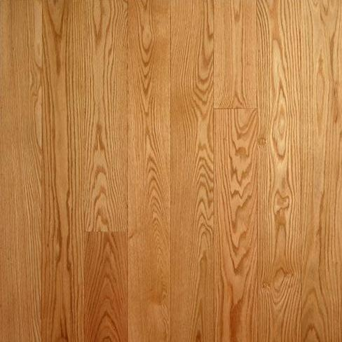 7 Unfinished Select Red Oak Flooring