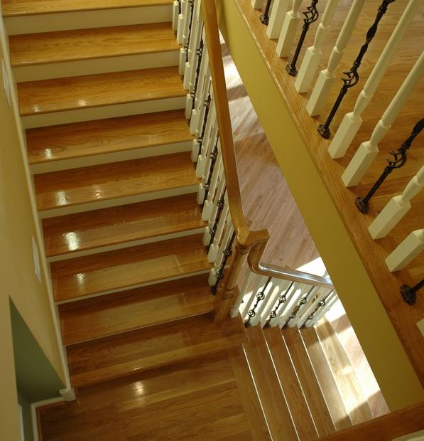 Handrail Wood Floor Molding Hardwood Flooring Accessories Stair