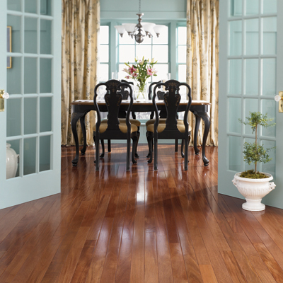 Royal Mahogany / Andiroba Flooring