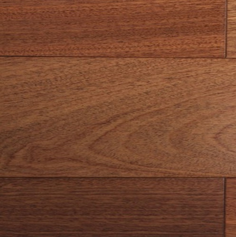 Prefinished Sapele Flooring - Engineered