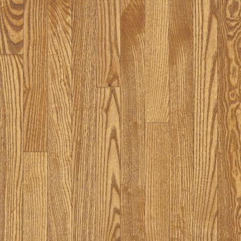 3 1 4 Quot Seashell White Oak Bruce Hardwood Dundee Plank