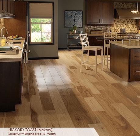 Somerset Wide Plank Engineered Plank Flooring