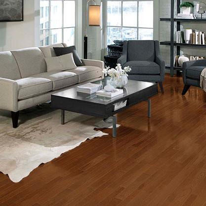 2 1 4 Quot Red Oak Gunstock Somerset Homestyle Hardwood Floors
