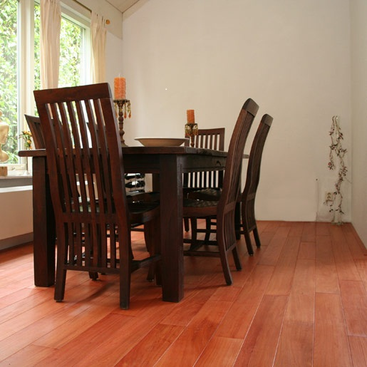 Unfinished Solid Patagonian Rosewood Flooring