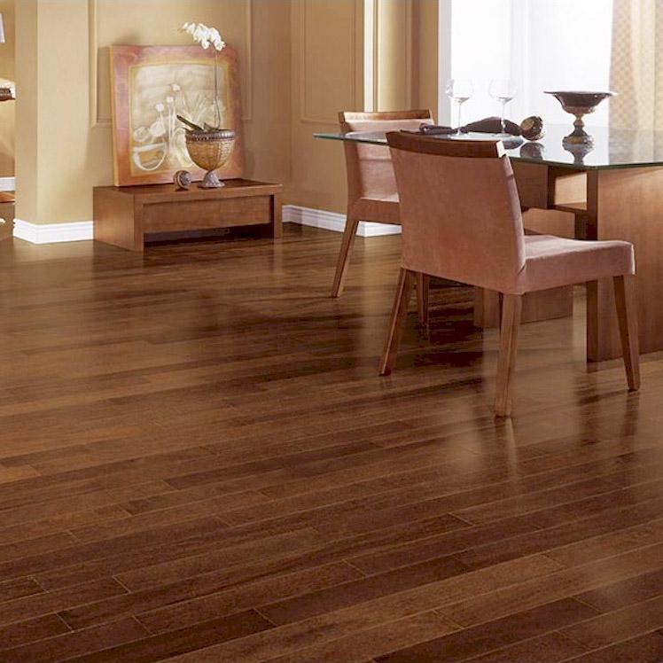 3 4 Quot Brazilian Chestnut Solid Hardwood Flooring Exotic