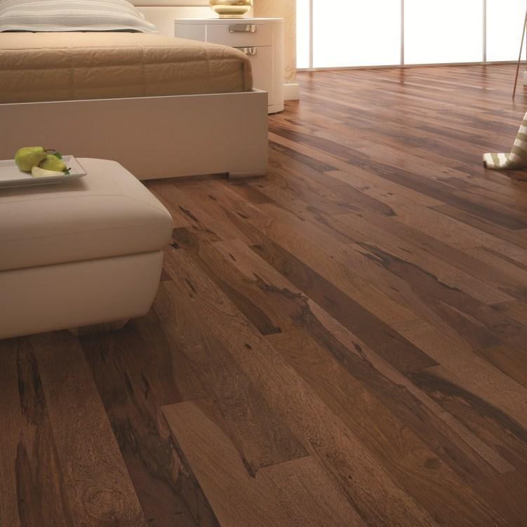 3 1 4 Quot Chocolate Pecan Engineered Hardwood Flooring
