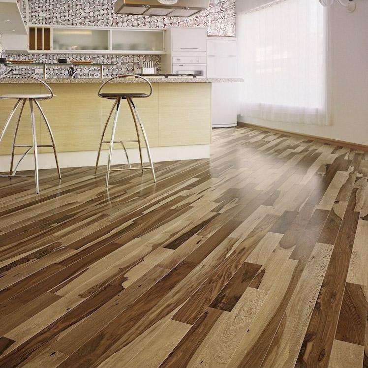3 14 Brazilian Pecan Engineered Hardwood Flooring Exotic Floors